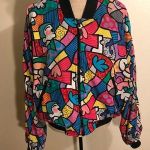 Vintage Jackets & Coats - Awesome 80's bomber